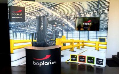 BOPLAN PRESENTE EN EXPO LOGISTI-K